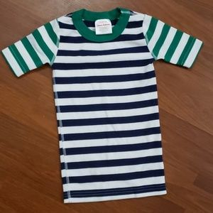 2/$15🌻  HA organic cotton striped shirt